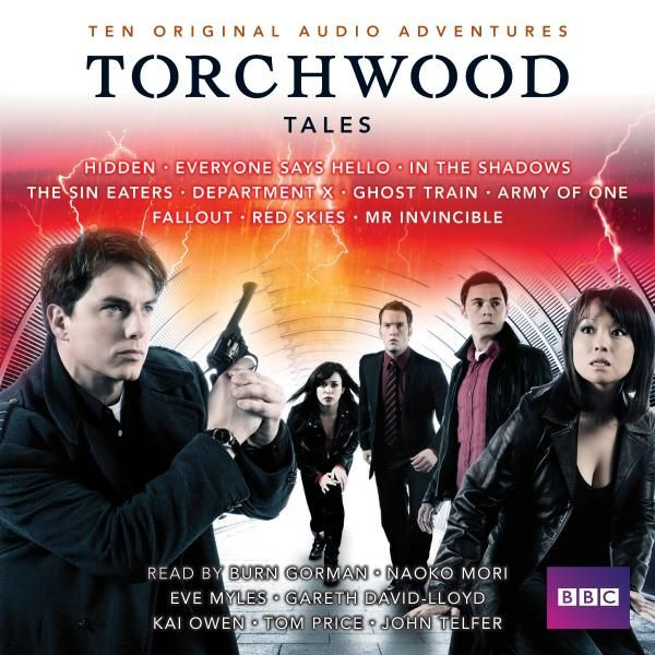 Torchwood Audio Originals