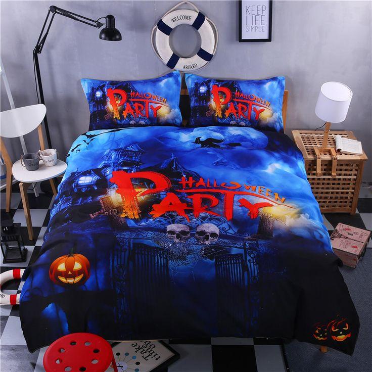 fabulous san patrick children bedding set duvet cover pillow cases king queen double twin size bed linen set #Affiliate