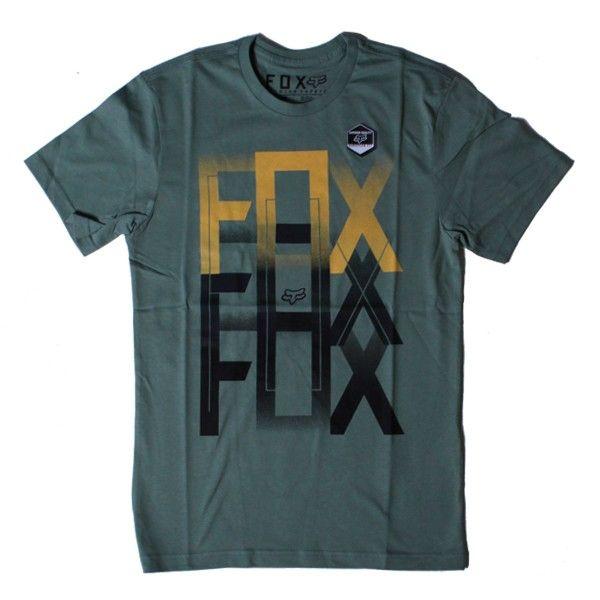 Camiseta Fox: DALTON (SAGE 221)