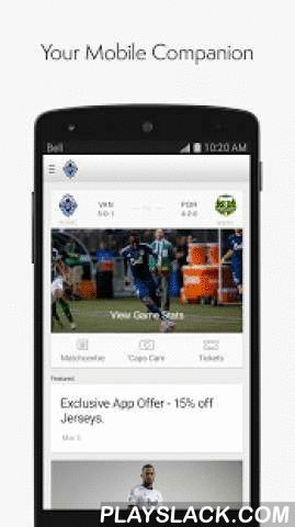 Official Whitecaps FC  Android App - playslack.com ,  The official application of Vancouver Whitecaps FC, presented by Bell, is your comprehensive mobile companion while following the 'Caps. Download today for live stats, team standings, exclusive content, personalized offers and rewards, and to manage your tickets. Powered by Uphoria.Features include:• Keep up with the 'Caps through news, photos, and videos• Access to 'Caps Club loyalty points program• Personalized offers and rewards based…