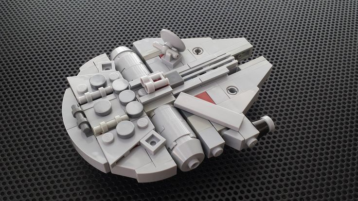 LEGO Mini Meta Millennium Falcon | MINI: This is 10.5 cm lon… | Flickr