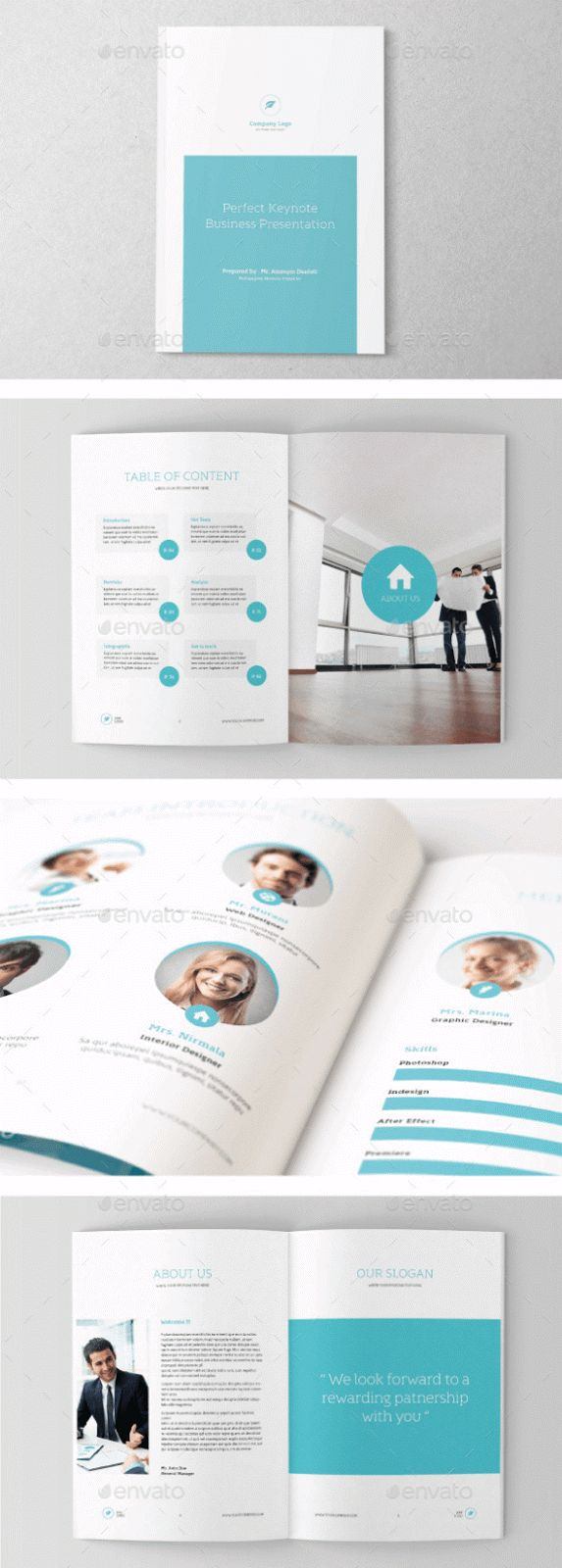91 best Brochure Design images on Pinterest | Brochure template ...