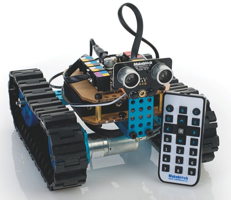 raspberry pi robot projects From home automation to robotics, these are some of the coolest things you can do with the credit card-size raspberry pi microcomputer.