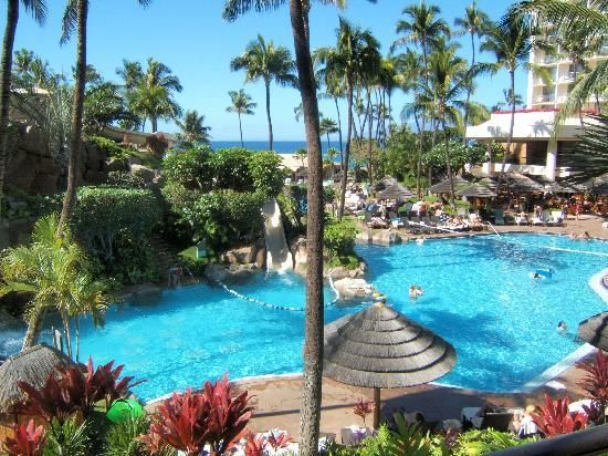 Westin Maui Resort and Spa, Maui, Hawaii, Etats-Unis