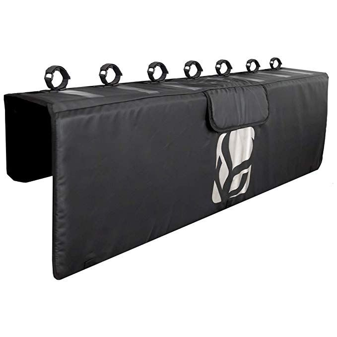 Demon Tailgate Pad For Mountain Bikes With Tool Pocket For