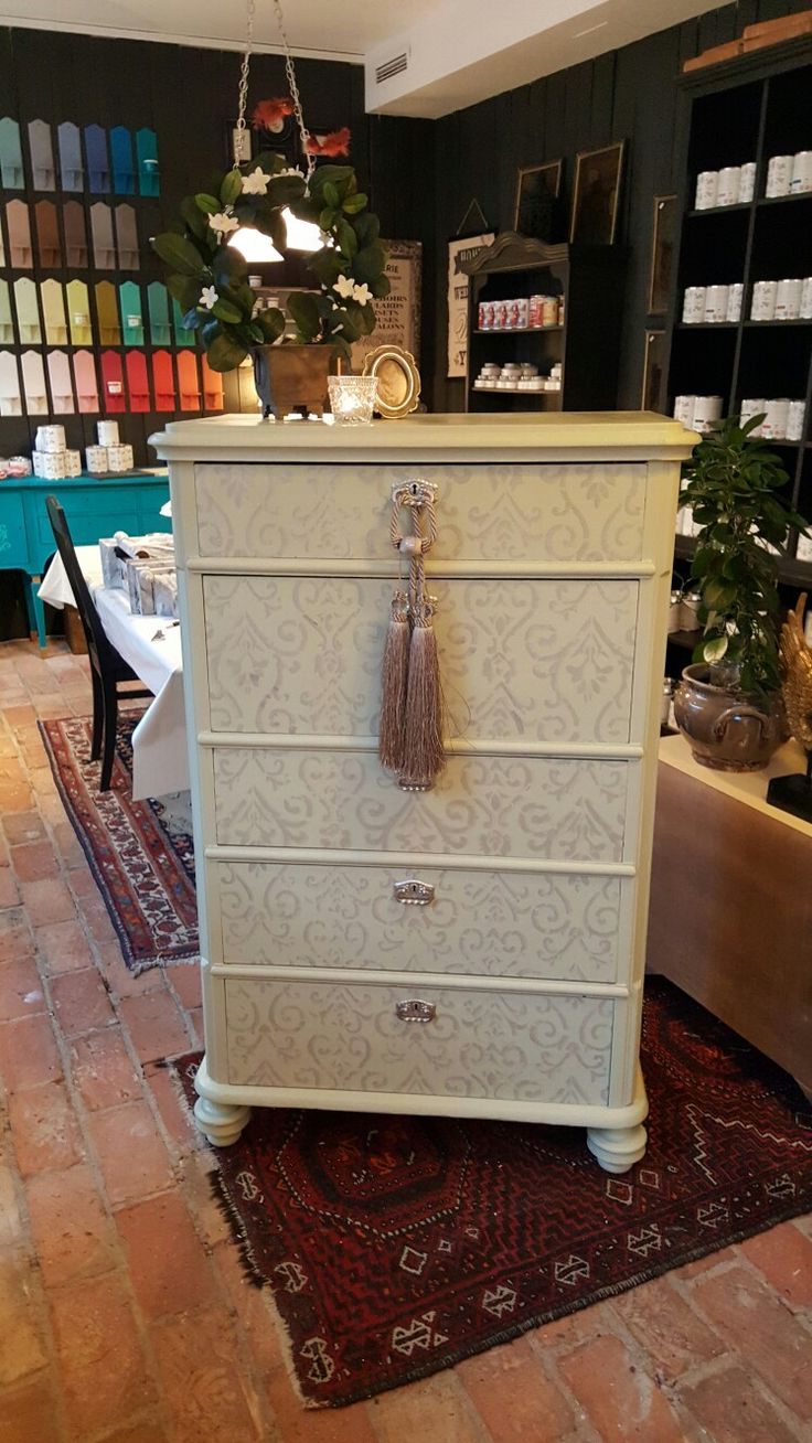 Nordic Chic - Chalk Mineral Paint - Sage - Pearl Plaster from Artisan Enhancements