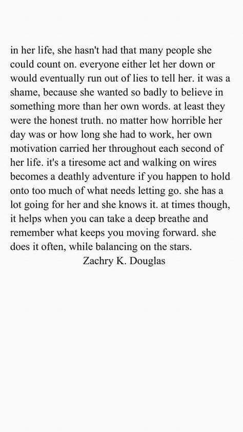 balancing on the stars.
