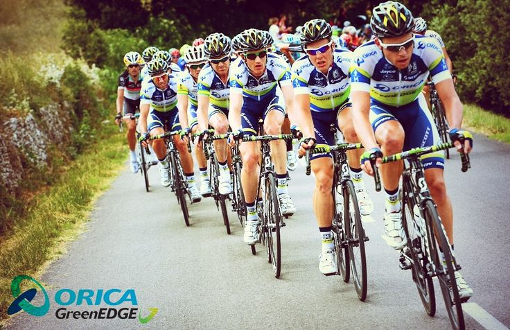 Team ORICA GREENEDGE║PRO CYCLING