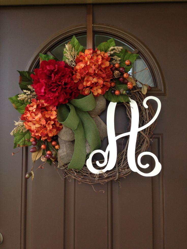 BEST SELLING Fall Wreath- Fall Decor - Fall Decorations ...