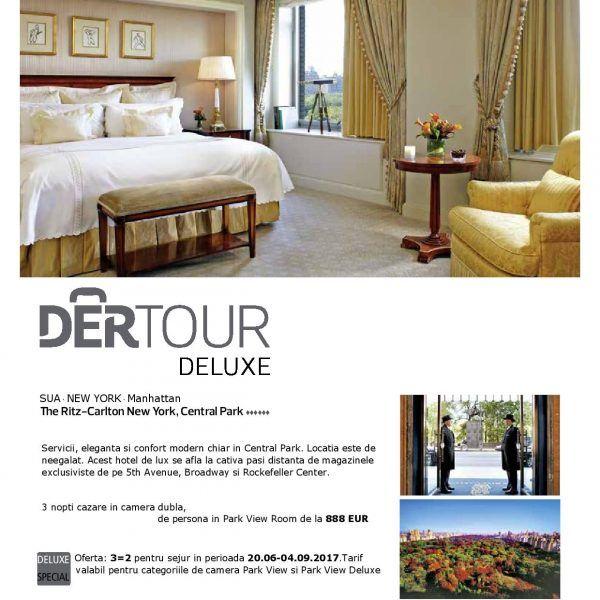 THE RITZ CARLTON- CENTRAL PARK- NEW YORK Servicii, #eleganta si #confort modern. http://bit.ly/2qQdg0k