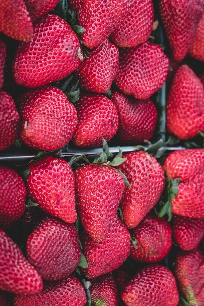 Photo By Veeterzy On Unsplash Strawberry Red Pink Fruits