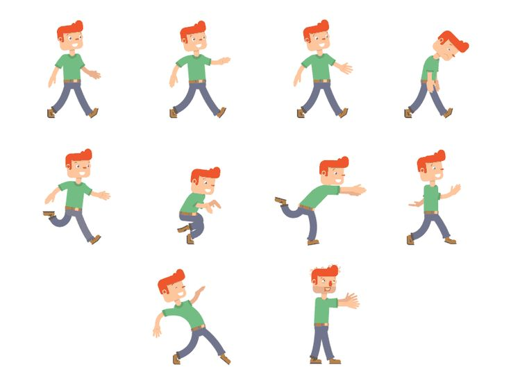 Hi , my brothers and sisters. I'm glad to present you 10 walking cycles I have made to improve my skills in character animation. So the next part is more interesting. Let me know what you think. Do...