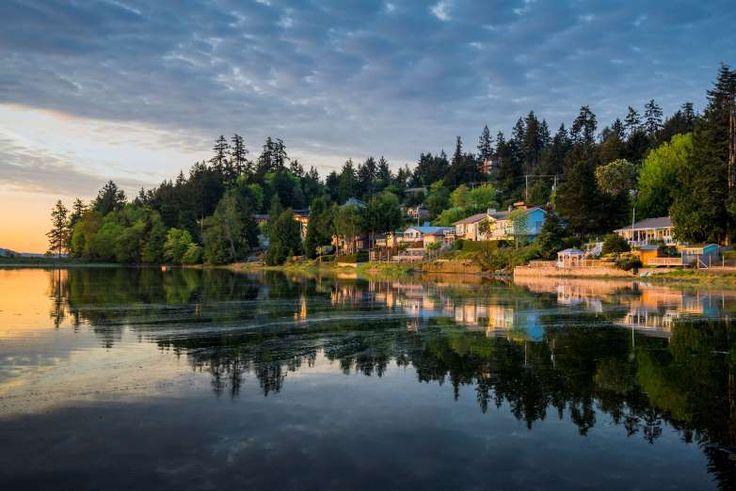 Isla de Vancouver, Canada