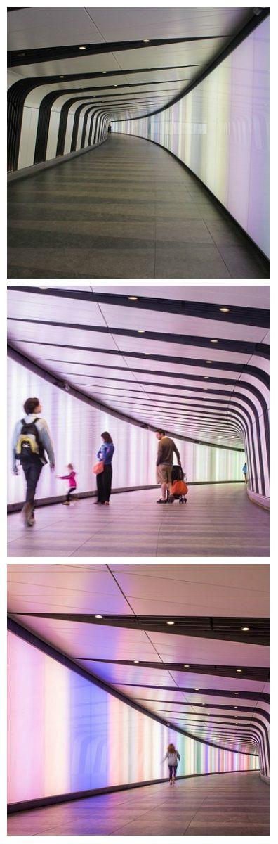 Светодиодный тоннель Pipette