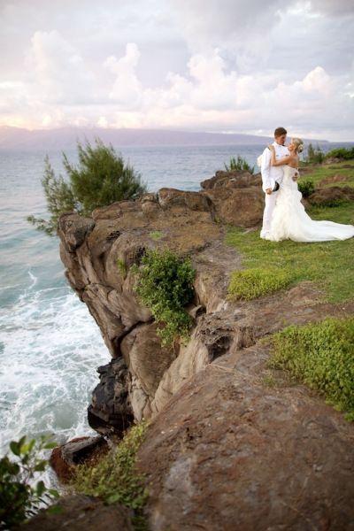 Ocean view Wedding: Photo Ideas, Photo Poses, Happy Memories, Dreams Wedding, Destinations Wedding, Cliff Side Wedding, Ocean View, Military Wedding, Vows Renewals