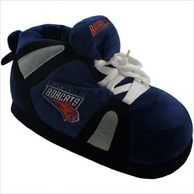 Comfy Feet NBA Sneaker Boot Slippers - Charlotte Bobcats, Size: X Large ( Mens 10 - 11 - -