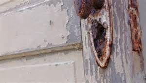 Masculine Antique Edwardian Brass Door Handles - The Best Image Search