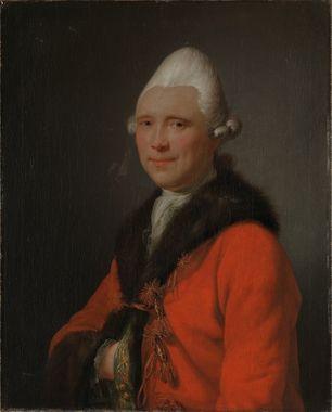 Kunstner Juel, Jens Tittel Otto Christopher von Munthe af Morgenstierne Datering 1772