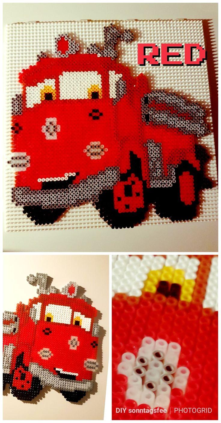 Die besten 45+ Bügelperlen cars Ideen auf Pinterest | Steckperlen ... - Cars Einladungskarten Zum Ausdrucken