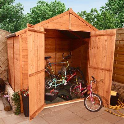 25 best images about garden storages on pinterest. Black Bedroom Furniture Sets. Home Design Ideas