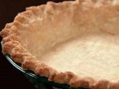 This is the recipe I use for pie crust! It's always perfect.