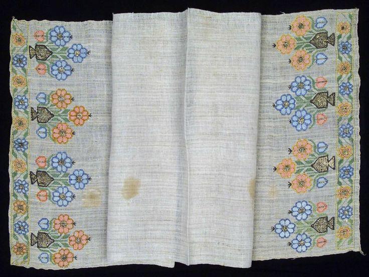 Towel Turkish, Ottoman, Late 19th or early 20th century Turkey
