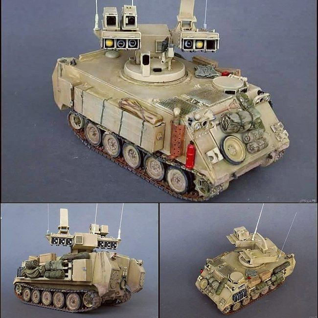 M113 Tamuz IDF. Modeler Petr Šavara #scalemodel #plastimodelismo #plasticmodel #plastimodelo #miniatura #miniature #maqueta #maquette #modelismo #modelisme #modelism #miniatur #hobby #scalemodelkit #plastickits #usinadoskits #udk #diorama