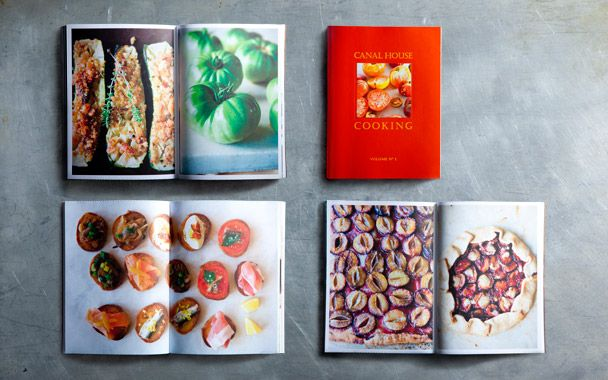 each of the canal house cookbooks | Books | Pinterest