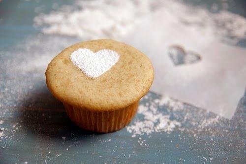 heart: Ideas, Valentines, Food, Heart Cupcakes, Sweet Heart, Sugar Heart, Valentine S