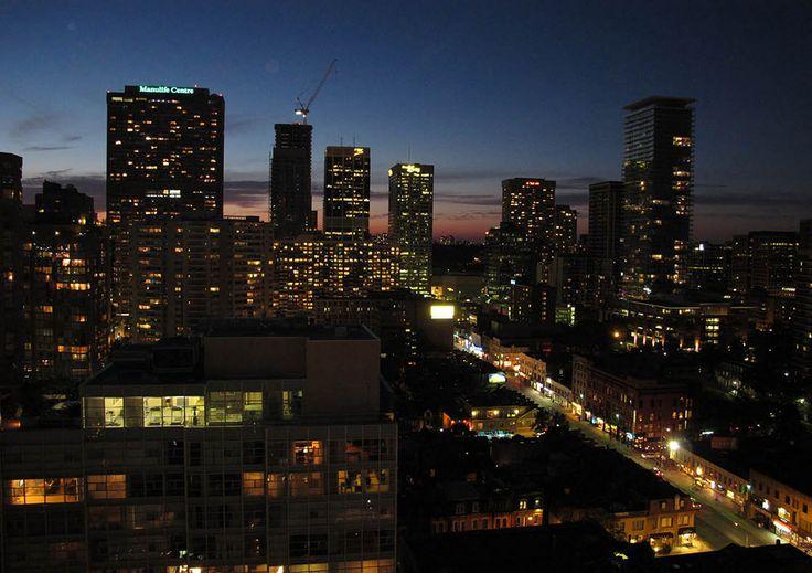 Toronto_night | by arceo.daniela