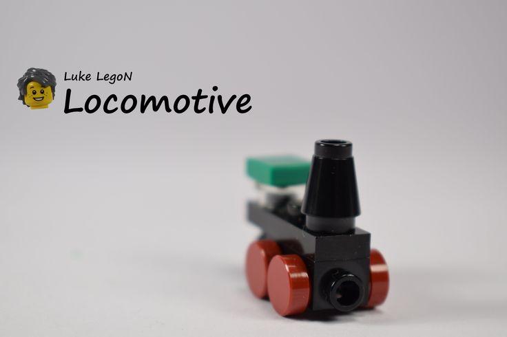 LEGO Locomotive