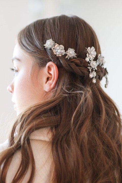 bridal hair trend 2017 fall