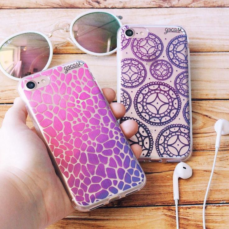 Chuva de tons roxos para começar bem essa terça-feira! {cases: pele de girafa e círculos}  [NA COMPRA DE DUAS GOCASES VOCÊ GANHA 50% OFF NA TERCEIRA]  #gocasebr #instagood #iphonecase #phonecase #sunglasses #purple #gocaseblack #blcknov #amogocase