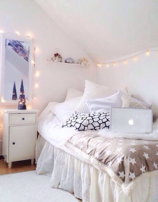 cute white room tumblr bedroom best cheap ideas pinterest coll on