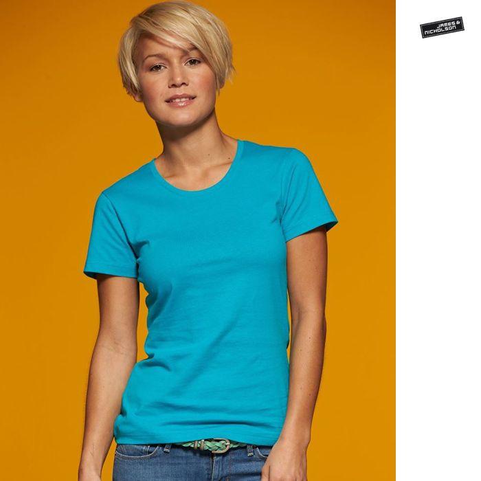 nice T-shirt J&N Slim Women