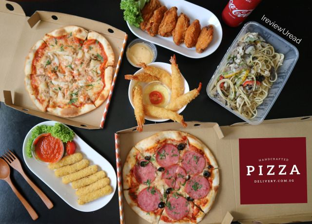 Fulfilling My Pizza Cravings With Pizza Delivery Singapore Craving Pizza Cravings Pasta Dishes