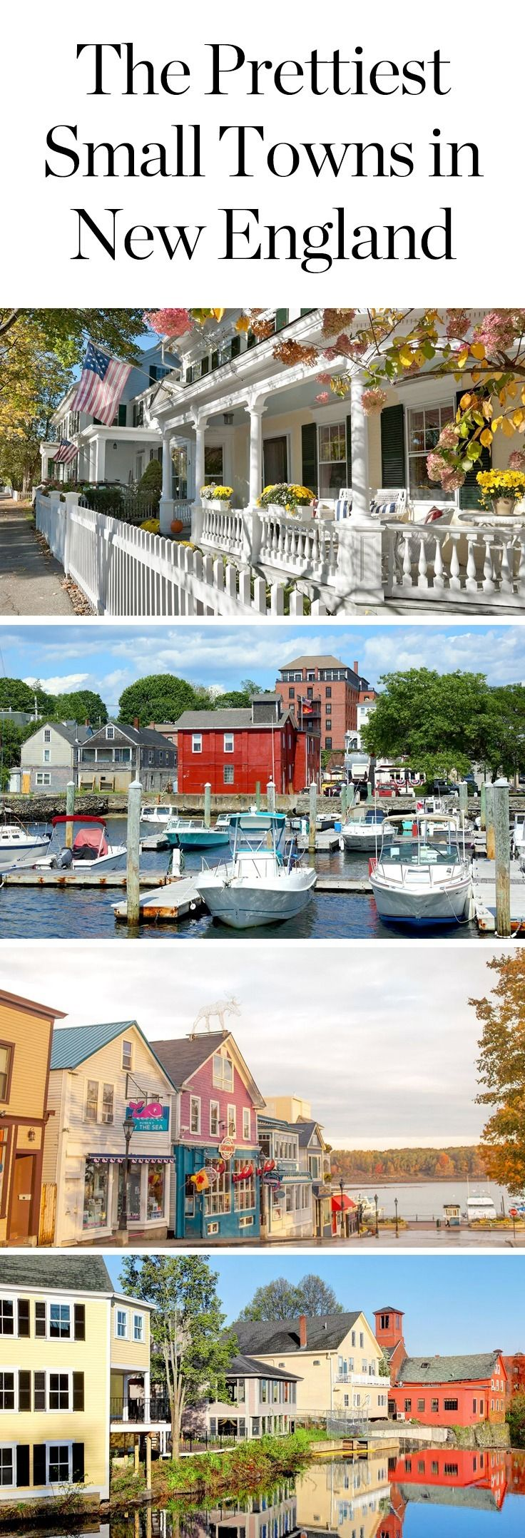 Here are 11 of the cutest New England spots that should definitely be on your list.