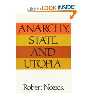 Anarchy, State and Utopia - Robert Nozick