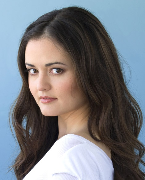 Danica McKellar...i'm supposed to look like her...