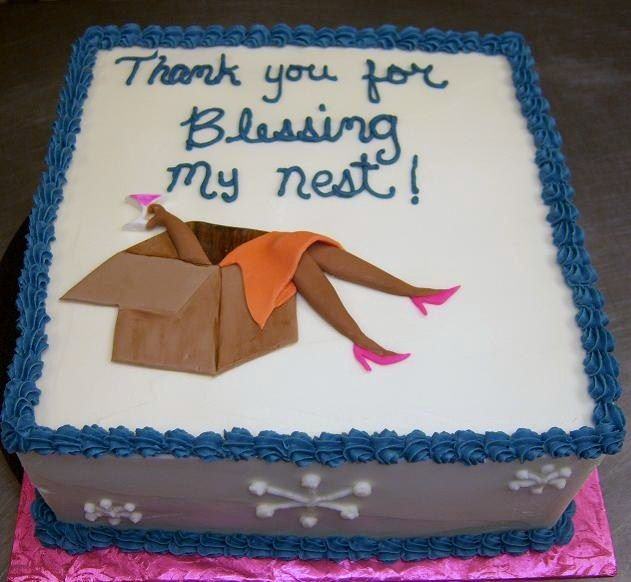 Cake Decoration For House Blessing : 29 best House Warming Cake Ideas images on Pinterest ...