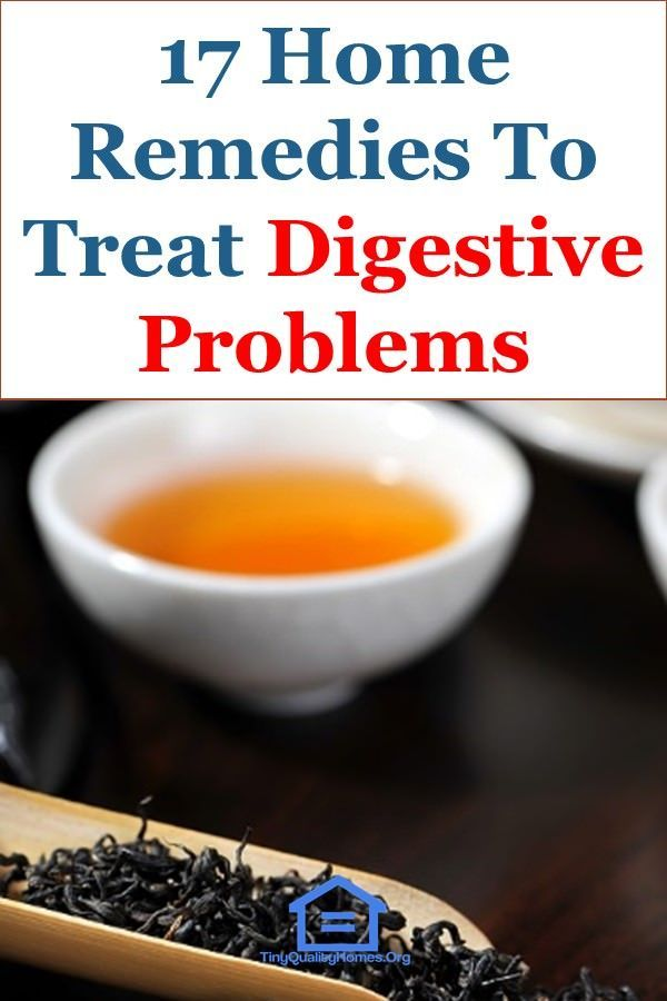17 Effective Home Remedies To Treat Digestive Problems