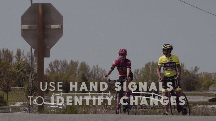 Safe Cycling in BruceGreySimcoe - Follow the Rules of the Road