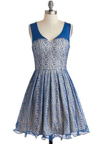River Cruise Dress, #ModCloth