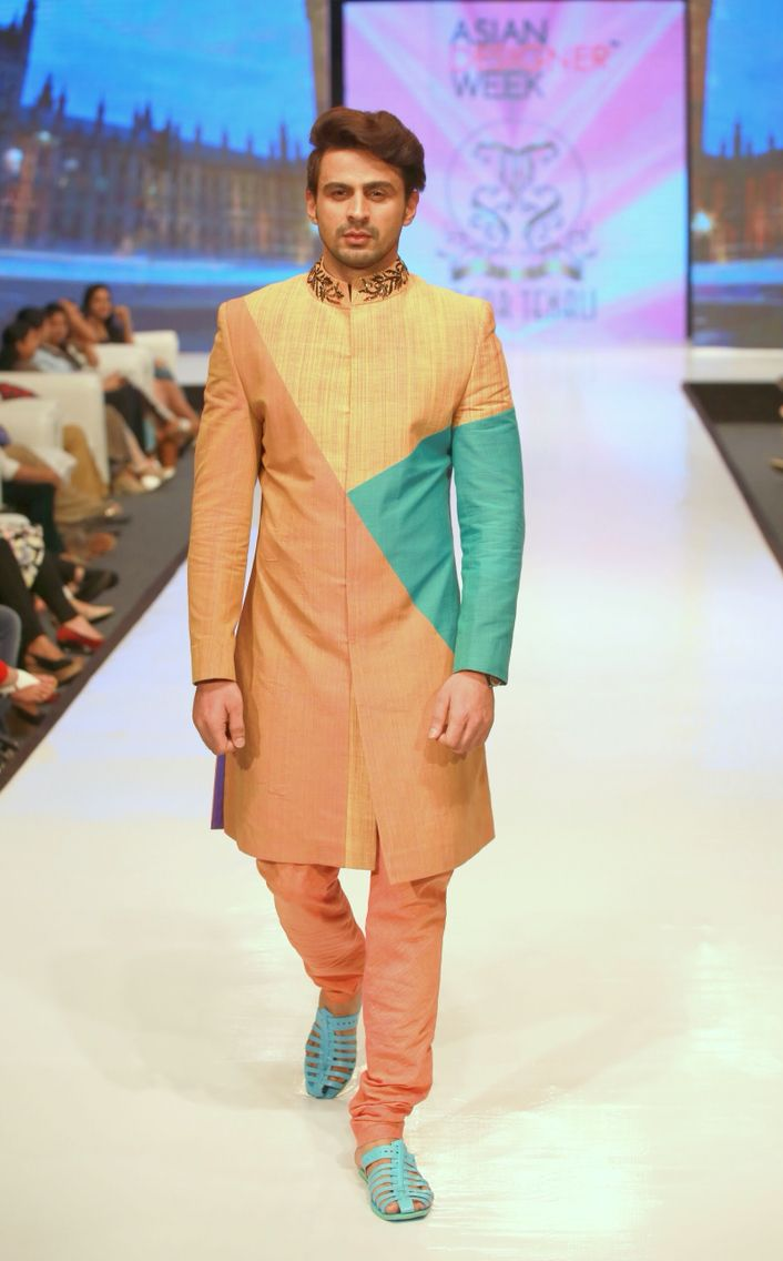 Summer collection CHOCK-O -BLOCK. Asian designer week 2016. New Delhi