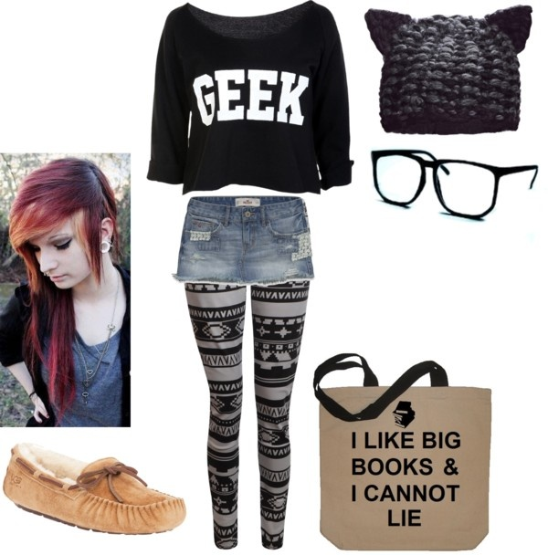 """Geek Outfit"" by nicole-secretlybatman-howard ❤ liked on Polyvore"