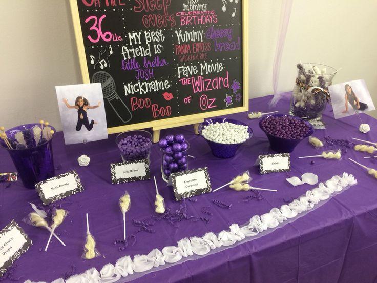 Selena Quintanilla inspired birthday
