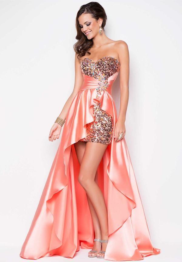 136 best Girls party dresses images on Pinterest   Senior prom, Cute ...