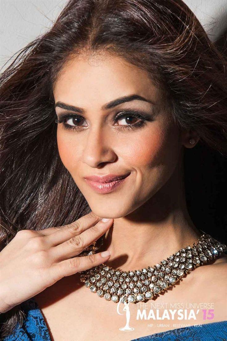 #JasveerSandhu - Jasveer Sandhu Contestant Miss Universe Malaysia 2015 Photo Gallery