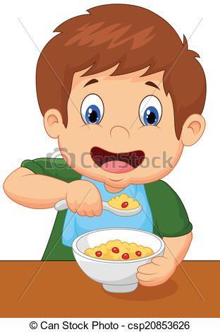 imagenes de desayunar en caricatura - Buscar con Google