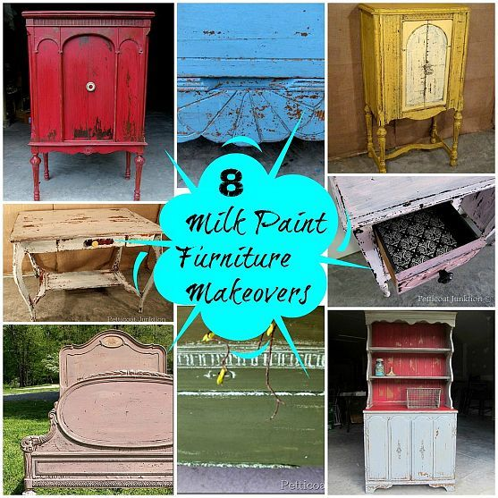 1000 Images About Home Projects On Pinterest: 1000+ Images About / Milk Paint: FURNITURE / On Pinterest